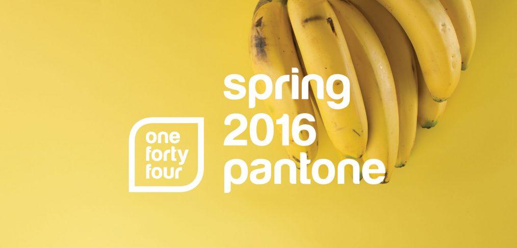 Spring2016color Pantone