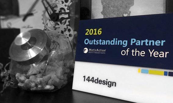 outstanding partner 2016