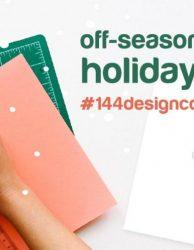 144design Holiday contest 2016